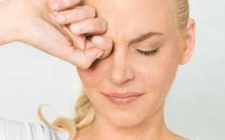 Болит правый глаз: внутри, резко заболел, причины