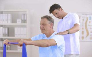 Упражнения после перелома плечевой кости: лечебная гимнастика и реабилитация