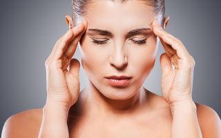 Пульсация в висках и головная боль