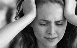 Что делать, если сильно болит голова, а таблеток нет