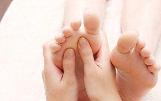 Боль в пальцах ног при ходьбе: причины, лечение, почему болят