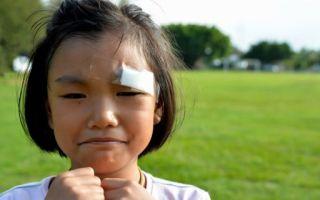 Болит бровь над глазом при нажатии: боль в области