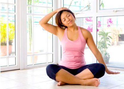 Упражнения от головной боли: для снятия, напряжения, зарядка