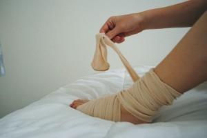 Симптомы первая помощь и лечение при ушибе пальца ноги