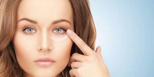 Как убрать синяки под глазами в домашних условиях: средство