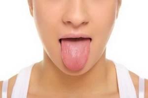 От чего немеет язык: причины, почему, признак чего