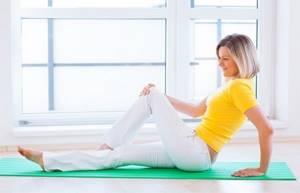 Упражнения для колена после травмы: разработка, физкультура