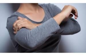 Болит рука от плеча до локтя: правая, левая, причины