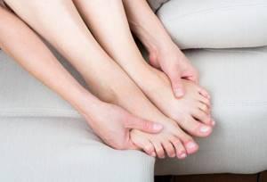 Немеют ноги: причина и что делать, от чего может, онемели