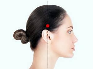 Точки от головной боли: какие массировать, если болит голова