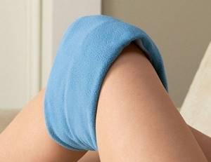 Травма колена при падении: лечение, что делать, в домашних условиях