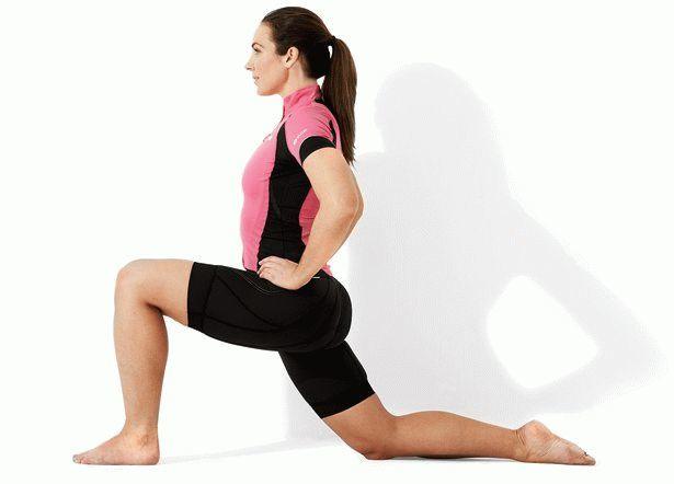 Растяжение мышц бедра лечение