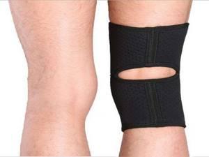 Ортез для коленного сустава: показания и противопоказания