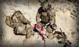 Огнестрельное ранение: первая медицинская помощь