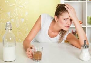 Во время месячных болит голова: головные боли, причины