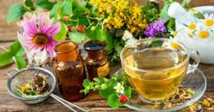 Чай от головной боли: какой помогает, болит голова