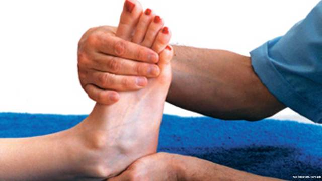 Признаки перелома голеностопа: симптомы, как определить