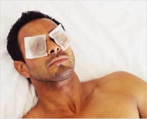Болят глаза от сварки: что делать в домашних условиях, чем лечить