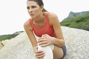 Болят колени после бега: велосипеда, родов, тренировки