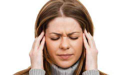 Болит голова и закладывает уши: причины, заложило, заложенность