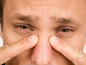 Болит под глазом при нажатии: почему боль, причины