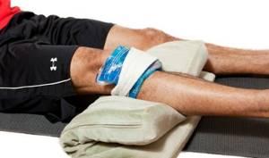 Травма колена (коленного сустава, связок): виды, симптомы и лечение
