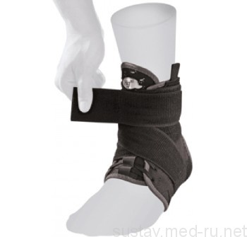 Ортез при переломе голени: на ногу