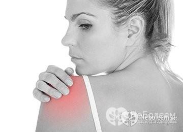 Как избавиться от боли в плечевом суставе: убрать, снять