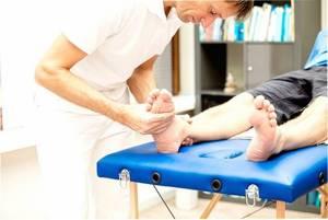 Перелом мизинца на ноге: сколько заживает, срастается, ходить